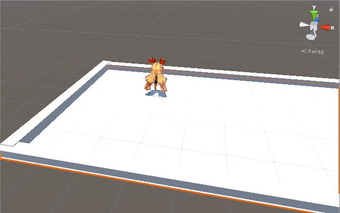 Cubeを伸ばしビリヤード台で使う