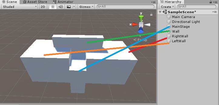 Cubeでプッシャーゲームのステージを作る